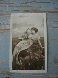 Antieke postkaart SOLD