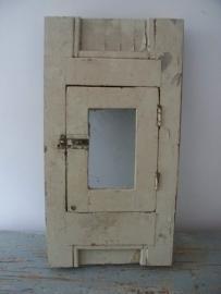 Oud deurtje SOLD