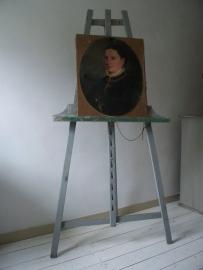 Oude schildersezel SOLD
