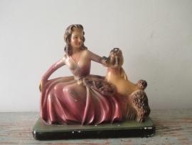 Oud Frans beeldje SOLD