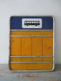 Bushaltebord / schrijfbord SOLD