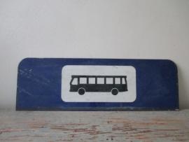 Verkeersbord bus SOLD