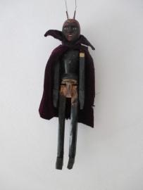 Antieke marionettenpop duiveltje SOLD