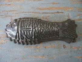 Oude bakvorm vis SOLD