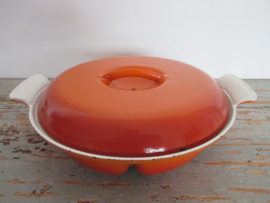 Vintage emaille pan