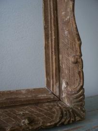 Antieke Franse lijst SOLD