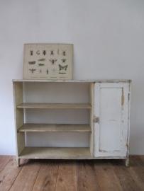 Oud Boekenkastje / rek SOLD