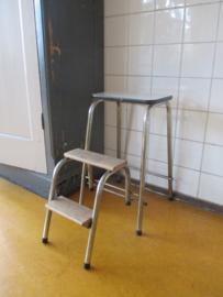 Oud keukentrapje / krukje Brabantia SOLD