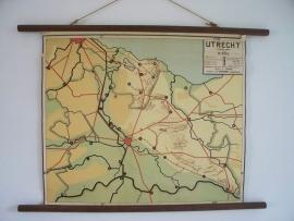 Oude schoolplaat Utrecht SOLD