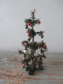 Oud kerstboompje SOLD
