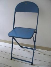 Bijzondere oude terrasstoel sold