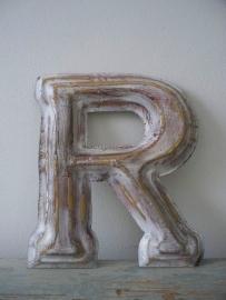 Industriele letter R SOLD