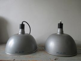 Industriele lampen van KAP SOLD