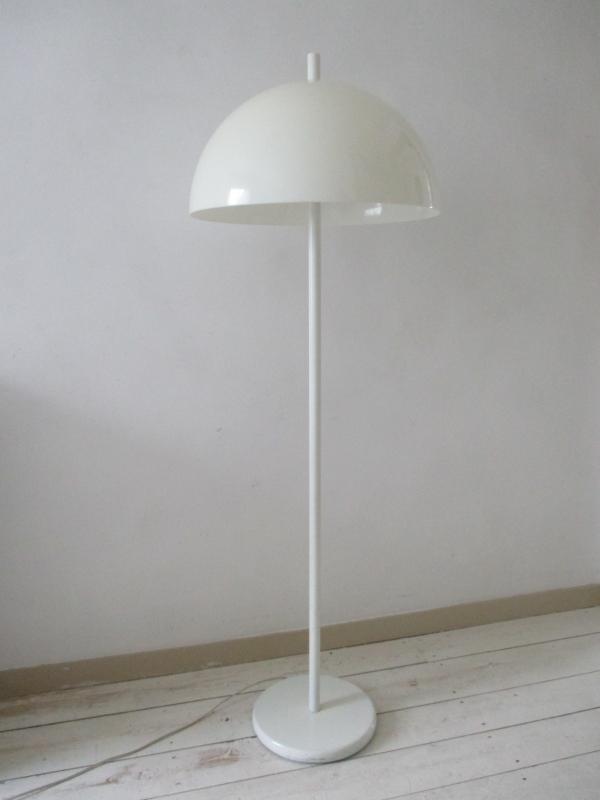 Dijkstra vloerlamp mushroom vintage SOLD