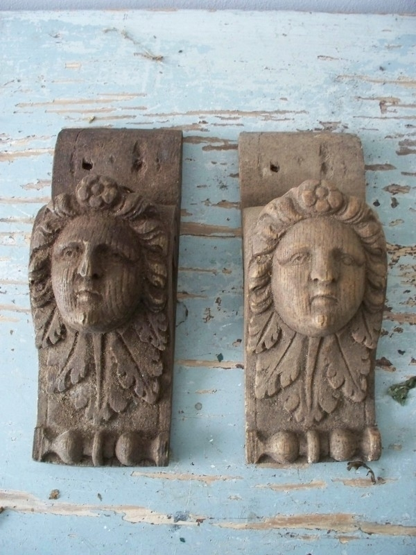 Oude ornamentjes SOLD