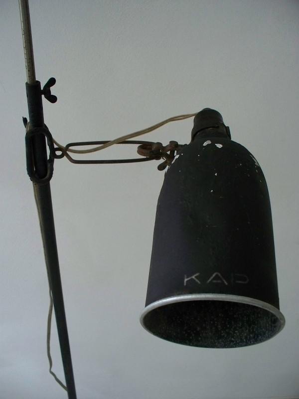 Industriele klemlamp van KAP SOLD