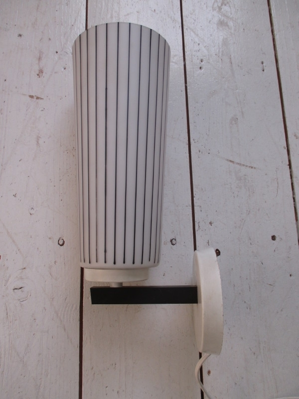 Oud wandlampje retro/vintage