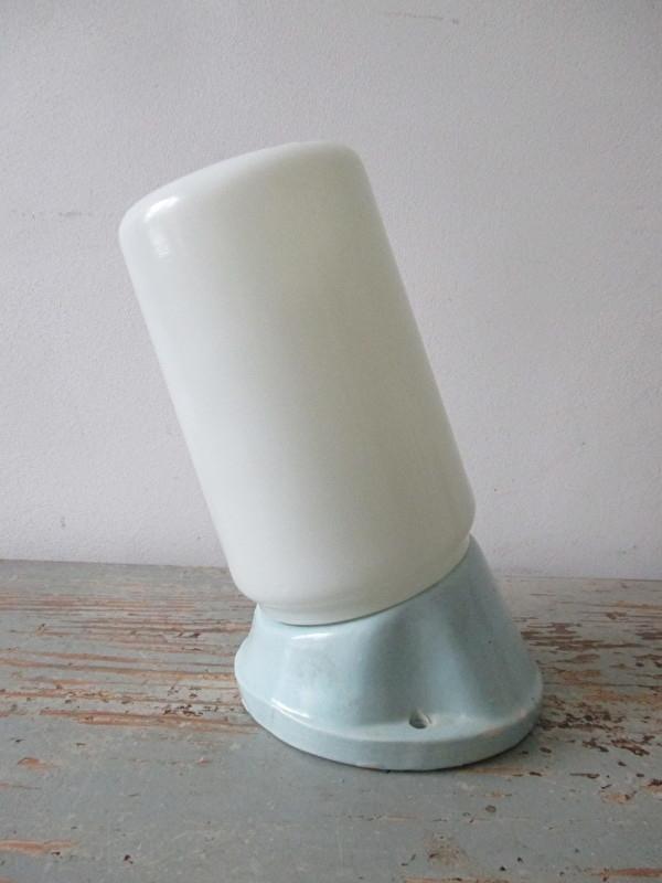 Oud wandlampje
