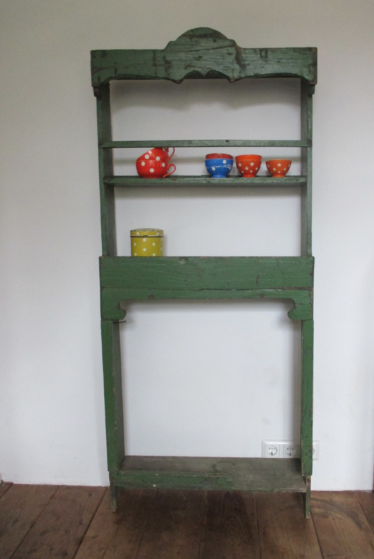 Oud Frans boeren keukenrek / keukenkast