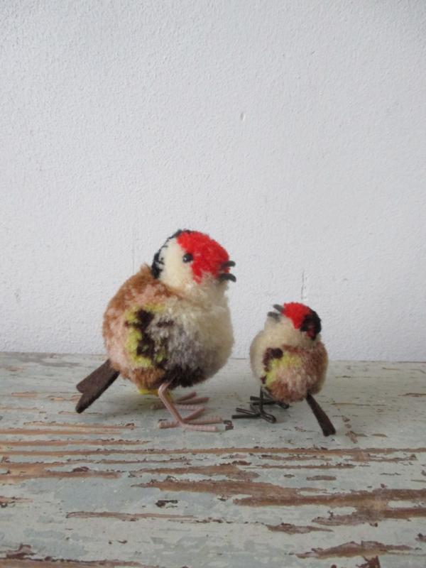 Steiff vogeltjes SOLD