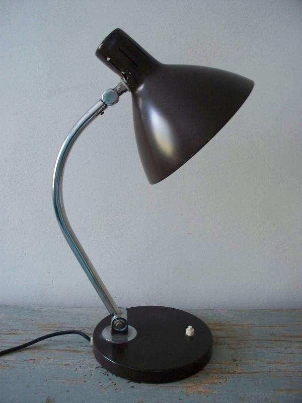 Industriele bureaulamp Hala zeist SOLD