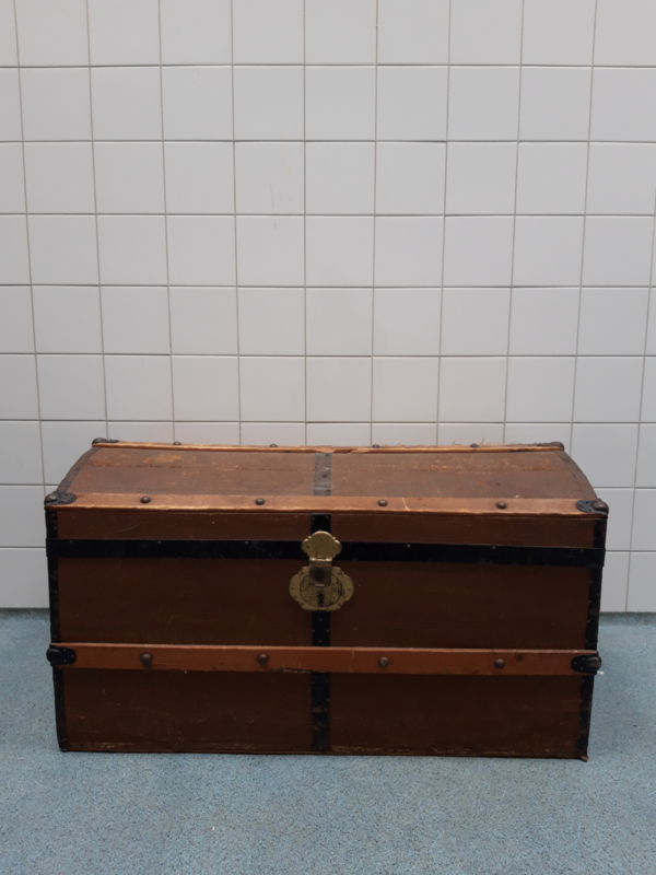 Oude kist