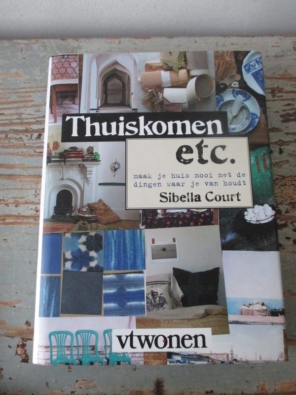 Woonboek thuiskomen VT WONEN SOLD