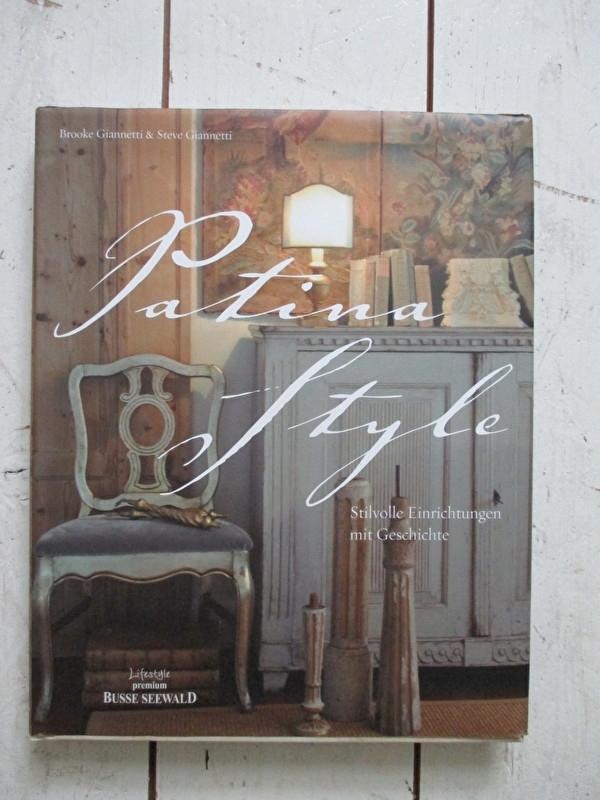 Woonboek Patina Style SOLD