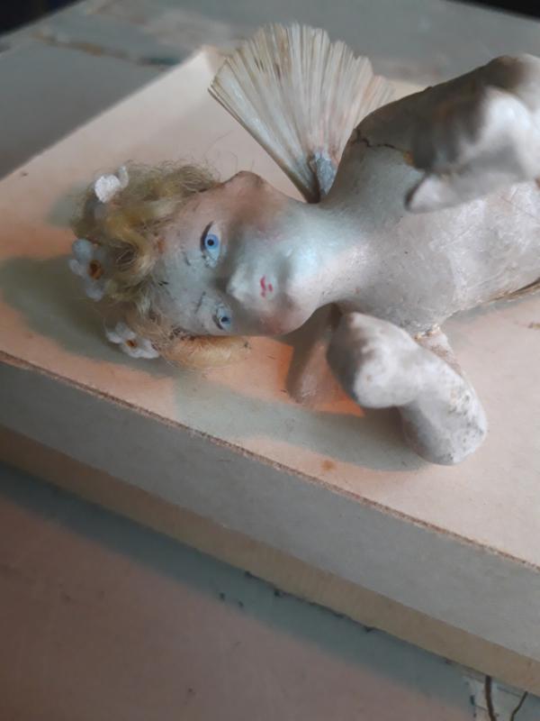 Antiek was engeltje sold