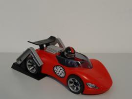 Racewagen rood (13534)