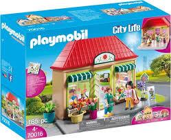 Playmobil Winkelcentrum Modeshow