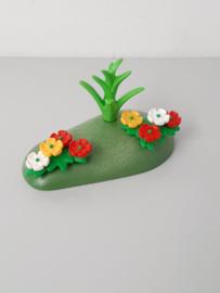 Struik met bloemen
