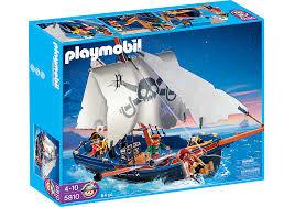 Blauwbaard Piratenschip 5810