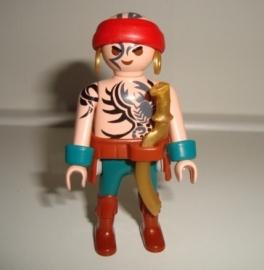 Piraat met tatouage (11)