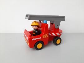 Ladderwagen brandweer 123 (13620)