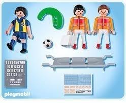 Voetbal EHBO team 4727