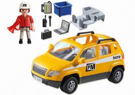Werfleider met voertuig 5470