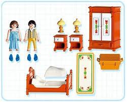 Nostalgische slaapkamer 5319