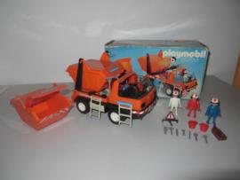 Containerwagen Bouw (9340)