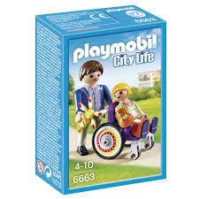 Kind in rolstoel 6663