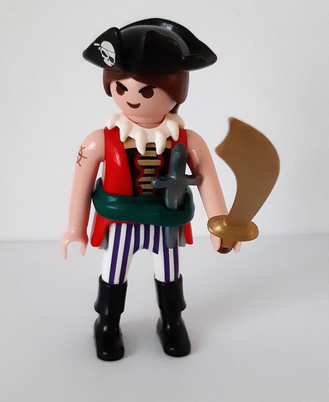 Piraat vrouw (22)