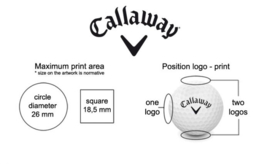 Callaway HEX Warbird (v.a. € 1,23 per bal)