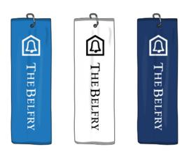 Exclusieve logo  handdoeken