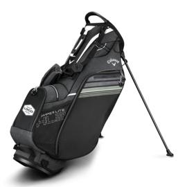 Callaway Hyperlite 3 custom golftas zwart/grijs