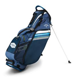 Callaway Hyperlite 3 custom golftas navy/blauw/wit