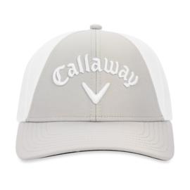 Callaway Ball Park Logo Cap Zilver/Wit