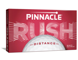 Pinnacle Rush (v.a. € 1,07 per bal)