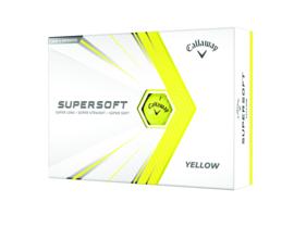 Callaway Supersoft YELLOW (v.a. €1,54 per bal)