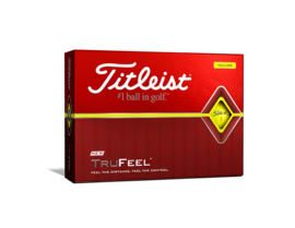 Titleist TruFeel YELLOW (v.a. € 1,52 per bal)
