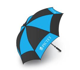Storm paraplu met UV bescherming